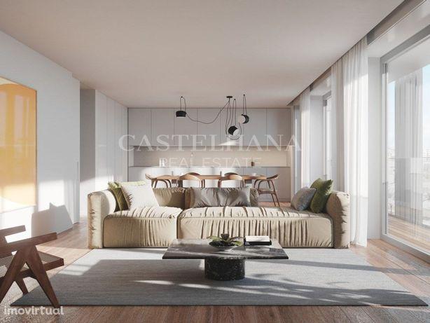 Apartamento T2 - Matosinhos Sul