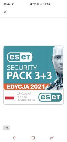 Eset Security Pack 1+1, 3 lata (Pl)