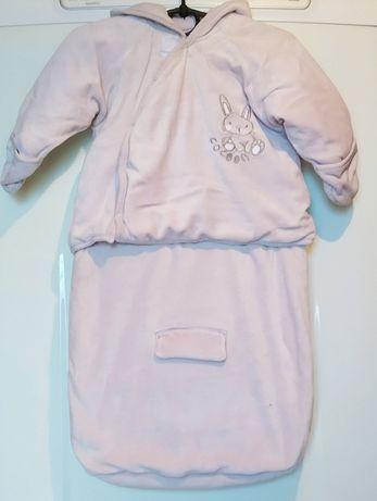 Комбинезон-конверт для новорожденного. Одежда для новорожденных.