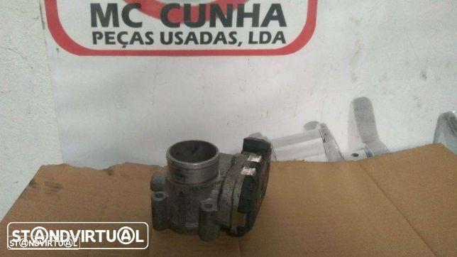 Borboleta corpo injeção Fiat Punto Stilo 1.2 16V - 0280750042