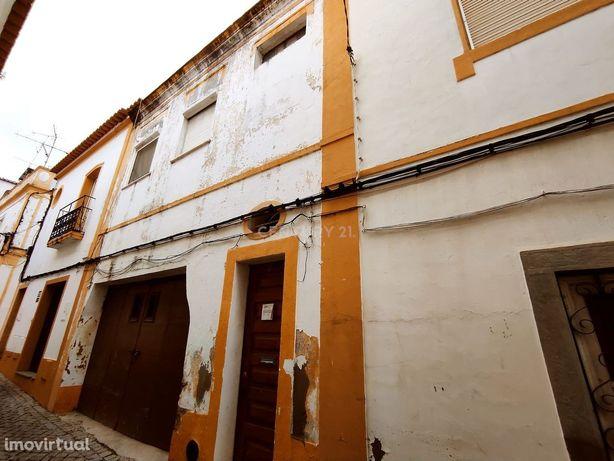 Moradia T3 no Centro Histórico