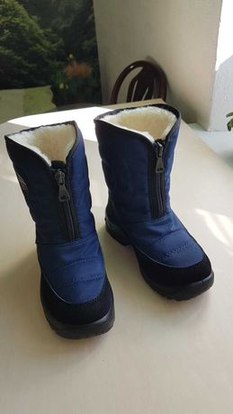 Зимние сапоги для девочки Skandia 30 размер