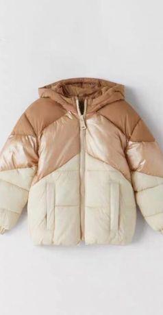 Куртка Zara 134см
