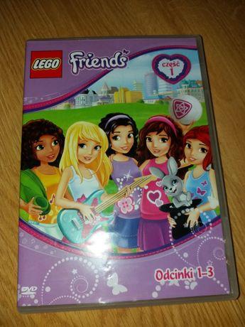 LEGO FRIENDS - część 1 (3 odcinki) /DVD
