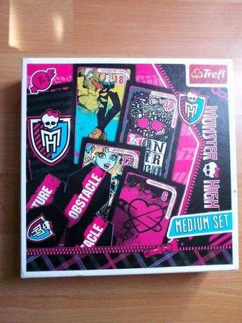 Karty Monster High do wróżenia zestaw Medium Set Trefl