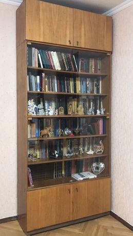 Книжный шкаф б/у