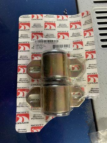 Gumy stabilizatora, linka ręcznego mustang 68, podłużnica pas tylny
