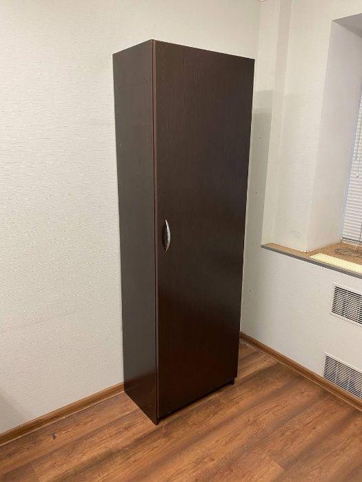 Шкаф офисный для одежды 1910*600*380мм в отличном состоянии + кабинет Киев - изображение 1
