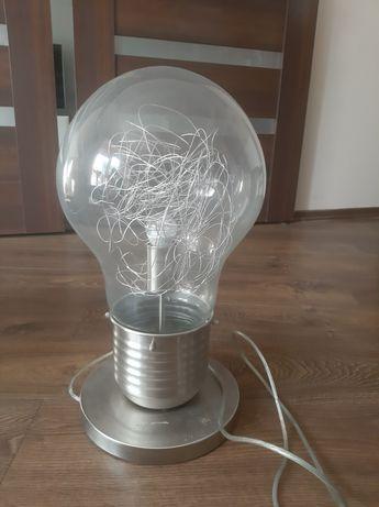 Lampka nocna żarówka nowoczesna loft jak Nowa