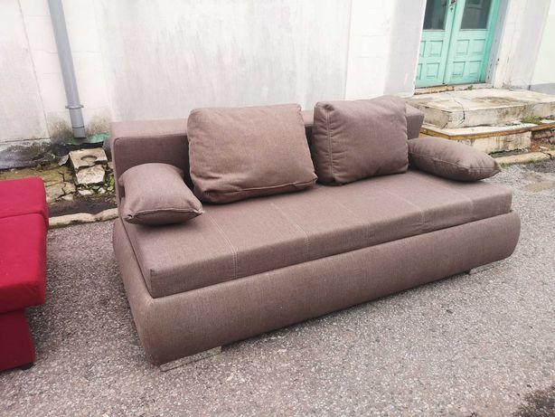 Stylowa Sofa rozkładana | Kanapa z Niemiec DOWÓZ DO DOMU