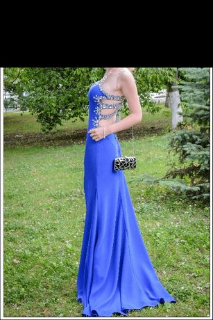 Продам вечернее платье размер 42