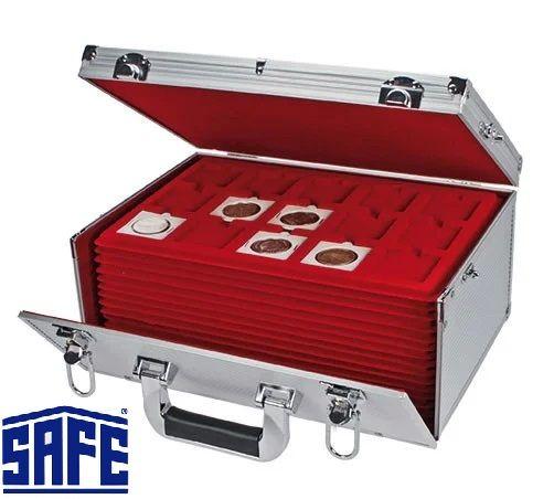 Кейс для монет SAFE Gigant (сделано в Германии)