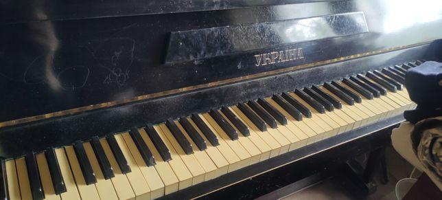 """Продам пианино """"Украина"""" только самовывоз"""