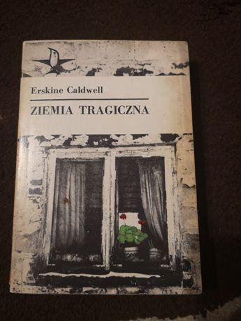 Książka- Ziemia Tragiczna
