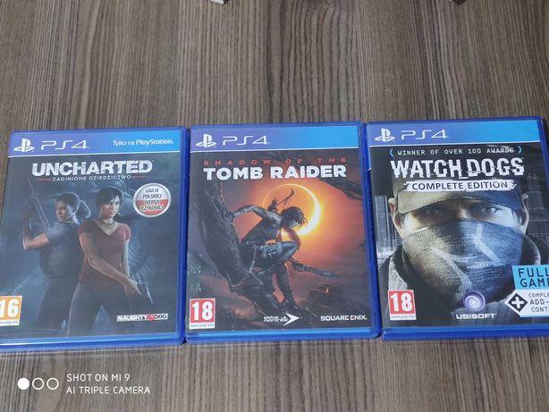 PS4 Gry Wymiana lub Sprzedaż