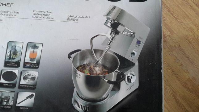 Robot de cozinha Kenwood cooking chef km096