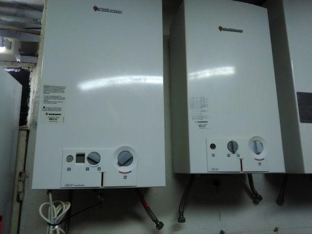esquentadores ventilados