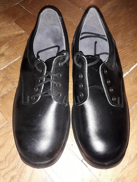 Nowe buty skórzane gat.1