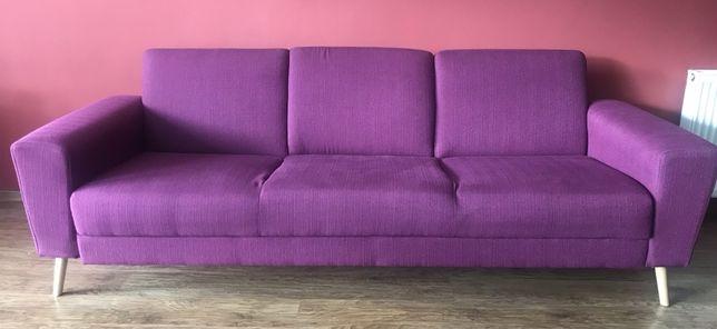 Komplet sof w bardzo dobrym stanie