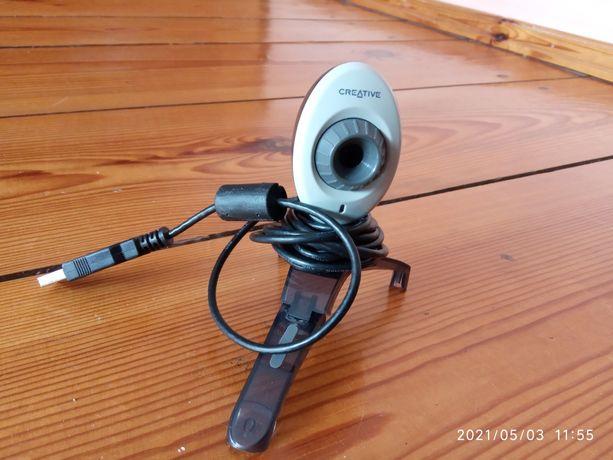 Kamerka internetowa Cretive do komputera złącze USB