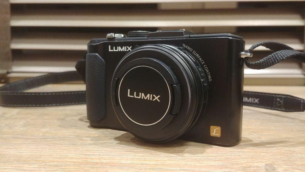 Panasonic Lumix dmc-lx7 stan idealny Olsztyn - image 1