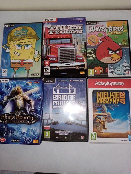 Gry na PC różne dla dzieci Ozorków - image 1