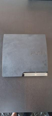Playstation 3 cheia de jogos