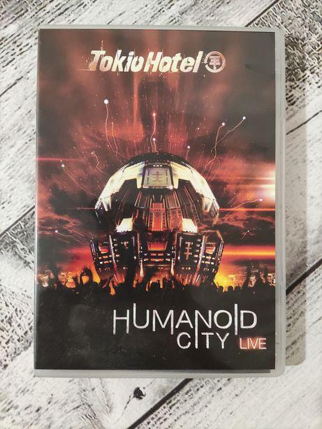 Tokio Hotel Humanoid City Live DVD