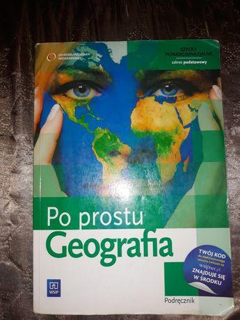 Po prostu geografia podręcznik wsip Izabella Łęcka  Mirosław Mularczyk