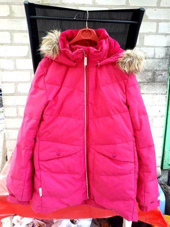 Reima зимняя курточка,  удлиненная р.158