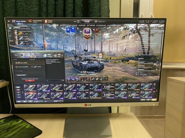 Монитор LG 24mp76 IPS Gaming
