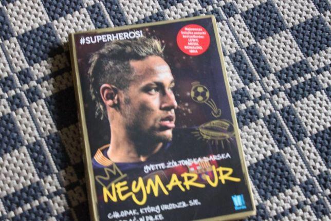 Neymar JR Chłopak, który urodził się aby grać w piłkę