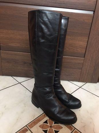 Kozaki Nessi roz 38 czarne 73505