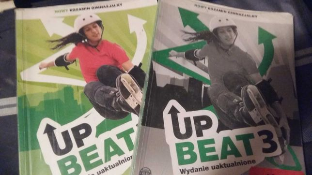 UpBeat 3 angielski gimnazjum