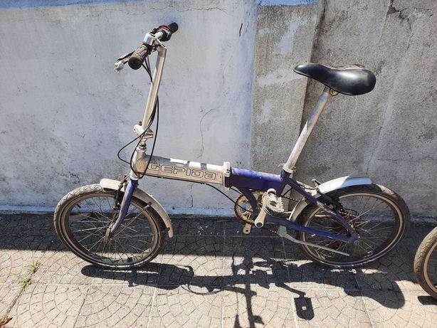 Bicicletas dobraveis