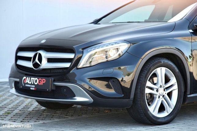 Mercedes-Benz GLA 220 CDi