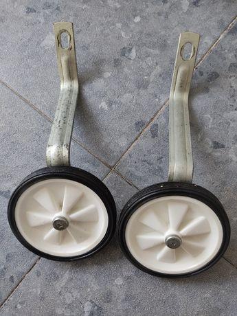 Rodas apoio bicicleta
