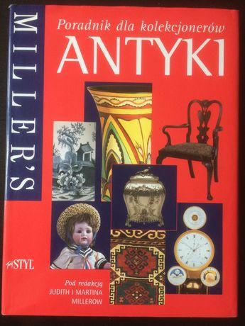 Książka Miller's ANTYKI Poradnik dla kolekcjonerów