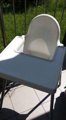 IKEA Antilop krzesełko fotelik do karmienia