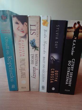 Książki używane, literatura kobieca
