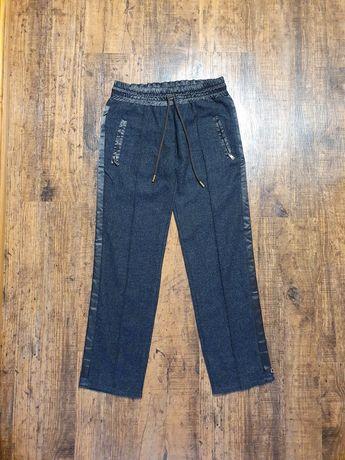 Стильные спортивные брюки Dolce&Gabbana (не etro , bvlgari)