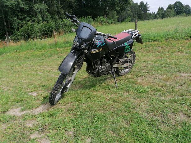 Suzuki Dr 650 rozrusznik zarejestrowany