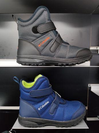 Оригинальные утепленые ботинки Columbia Fairbanks BY5951-053