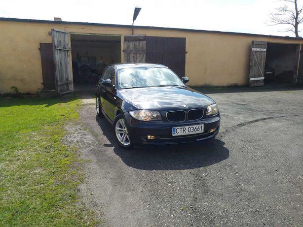 BMW 116d oryginał ,prywatnie, zamienie