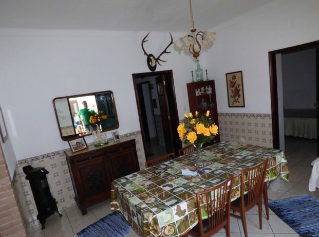Vende-se Moradia T3 em Santo aleixo da Restauração Alentejo