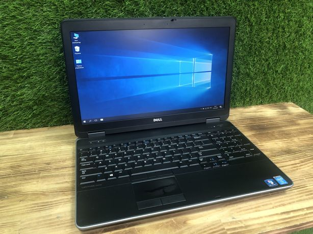 Ноутбук Dell Latitude E6540 Core i7-4610m/8gb/ssd120gb/Radeon 8790M