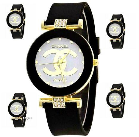 Zegarek damski styl C H A N E L