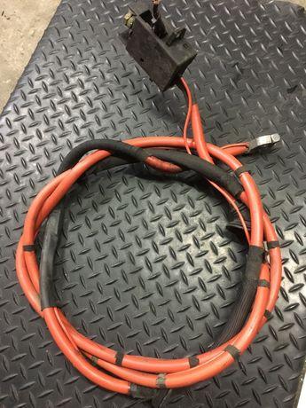BMW E36 - kabel klema plus plusowa