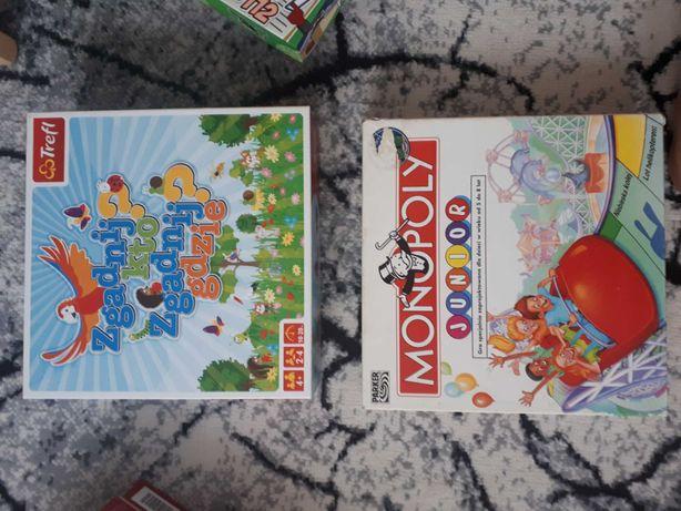 Gry planszowe gratis puzzle