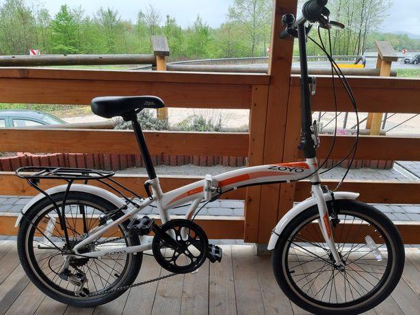 Rower składany ZOYO